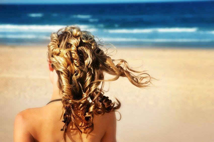 protezione solare capelli