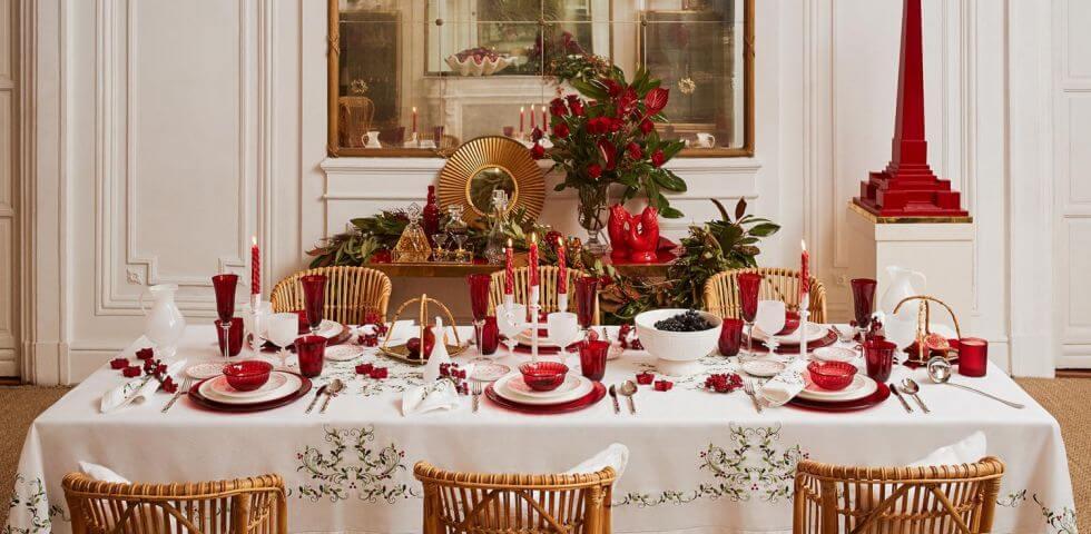 Albero Di Natale Zara.Zara Home Lifestyle Decoriamo La Tavola Di Natale Tenditrendy