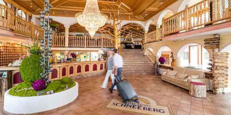 Schneeberg hotel