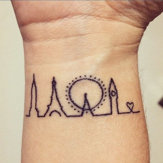 idee tatuaggi femminili