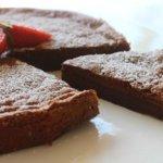 torta alla nutella bimby