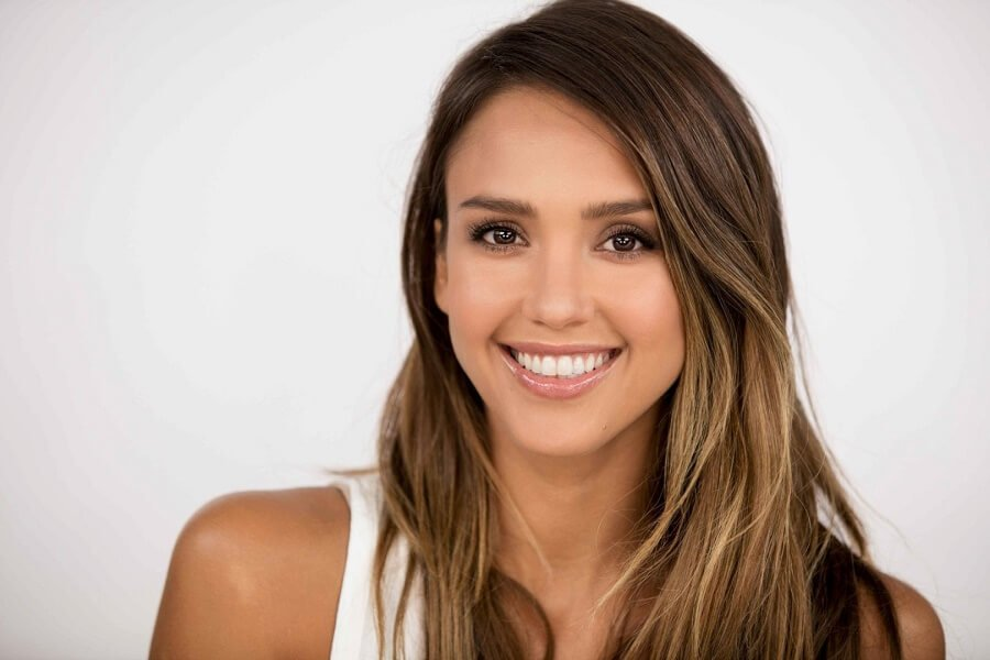 Jessica Alba, photoshoot per The Honest Beauty