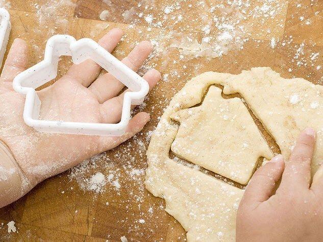 pasta di sale ricetta