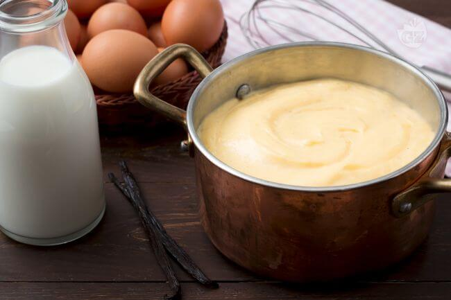 come si fa la crema pasticcera