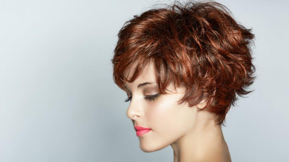 taglio capelli corti
