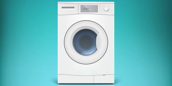 pulire la lavatrice