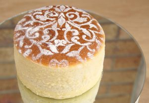 japanese cotton cheescake