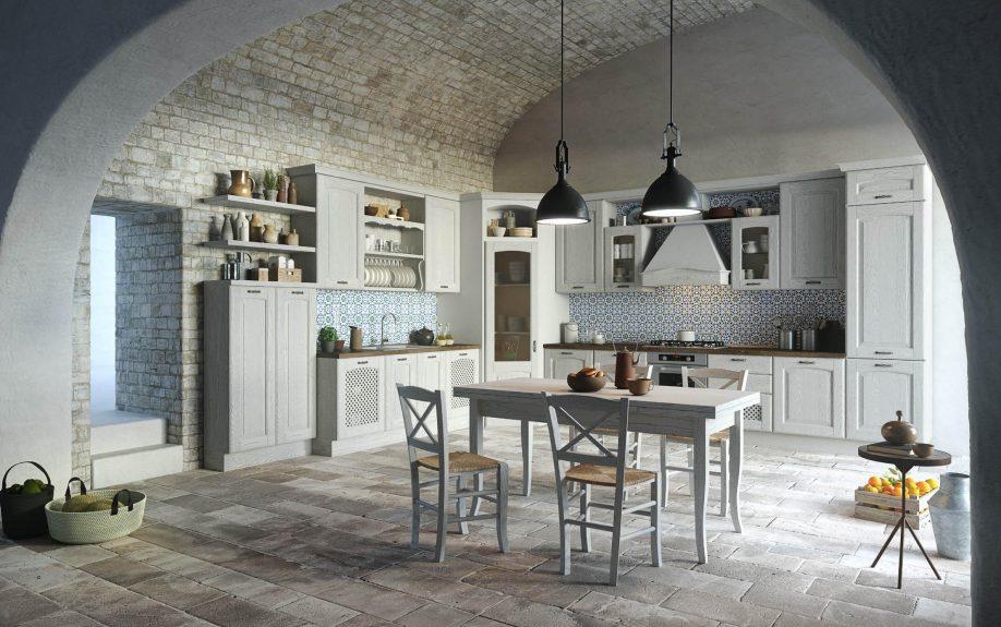 Cucine country, lo stile rustico chic perfetto per voi ...