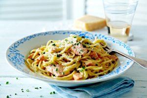 pasta-salmone-e-pistacchi