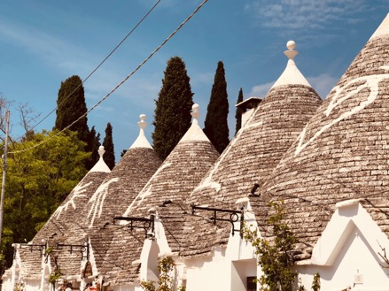 weekend in Puglia in autunno
